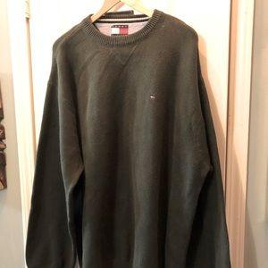 Tommy Hilfiger Crew Neck Sweater (100% Cotton)